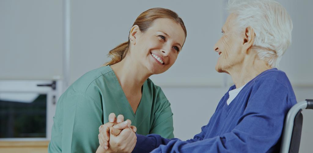 Wir für Sie - liebevoller Pflegedienst
